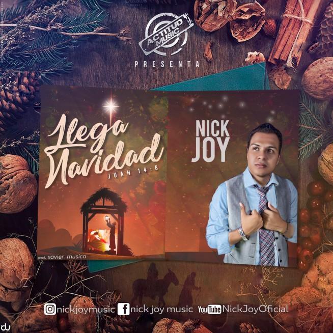 Cover Oficial ''Llega Navidad''.jpg